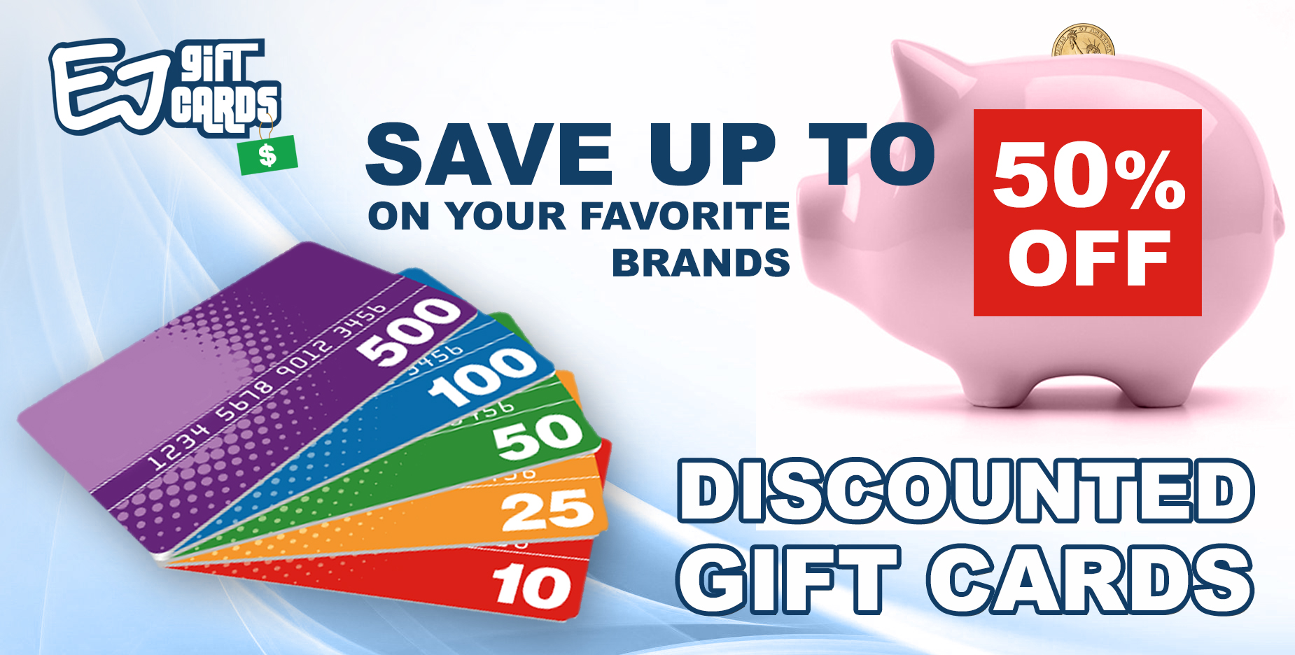 736e844b5d8 Buy Gift Cards | EJ Gift Cards