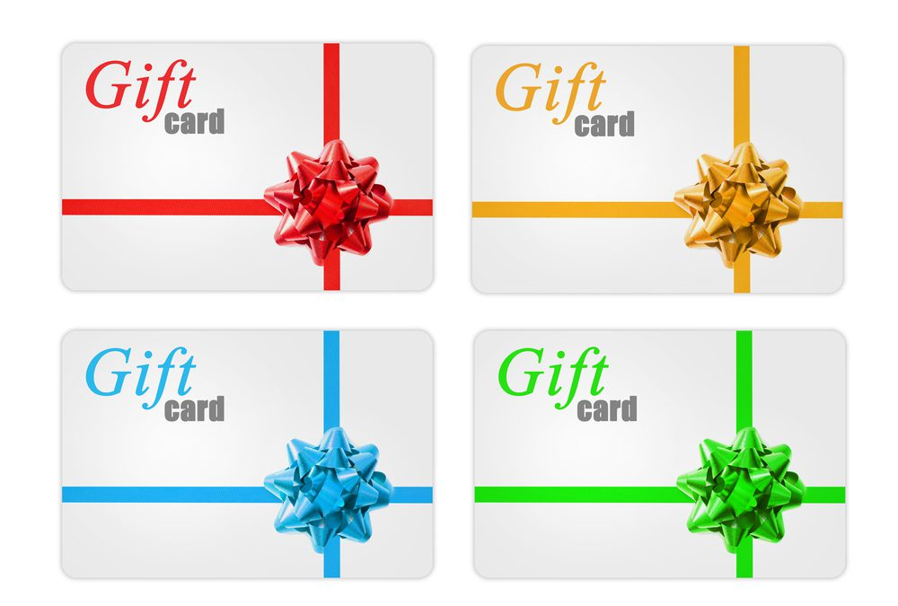 The Etiquette of Selling Gift Cards Online