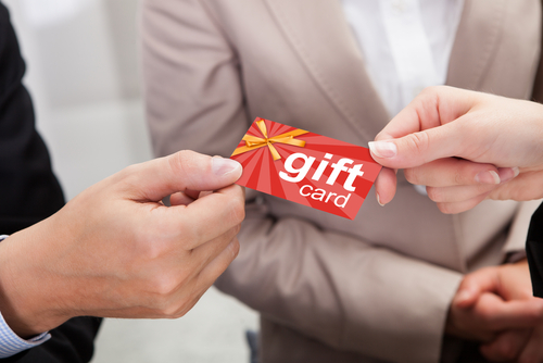 Selling Gift Cards Online