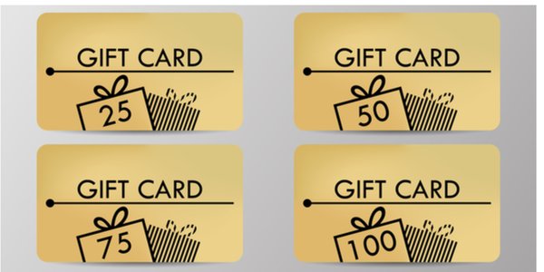 Gift Card With Low balance
