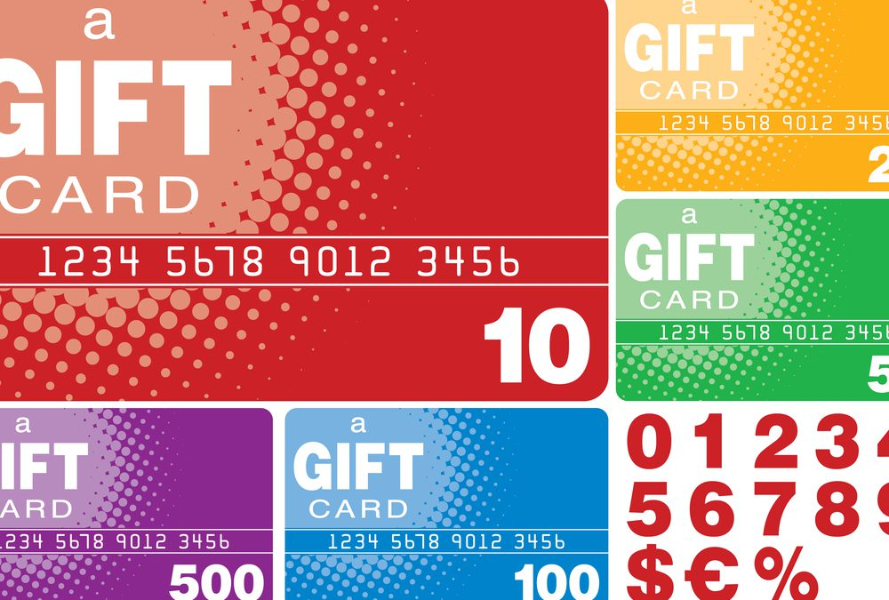 How A Proposed Oregon Bill Could Change How States Deal With Unredeemed Gift Cards
