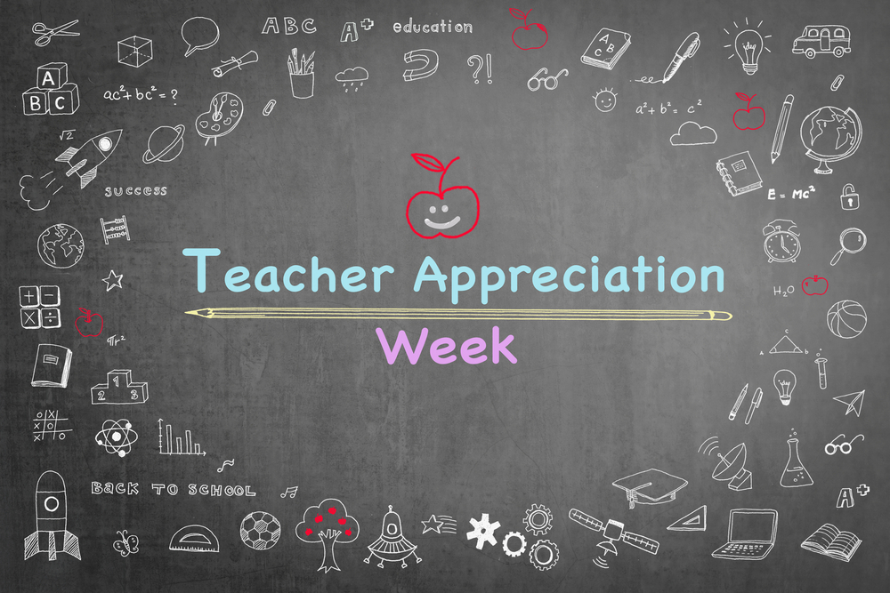 Teacher Appreciation Week Is May 1 – May 5! Here's How To Pick Out A Great Gift Card For A Special Teacher!