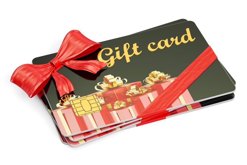 Retailer Gift Cards