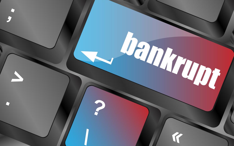 going bankrupt
