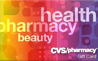 $25 CVS Pharmacy Gift Cards