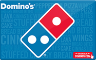 $25 Dominos Gift Cards