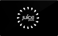 $25 Juice Press Gift Cards