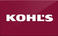 $25 Kohl's Gift Cards