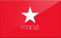 $300 Macys Gift Card