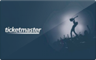 $220 Ticketmaster Gift Cards